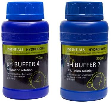 Essentials pH buffer 4 kalibrointiliuos 250ml