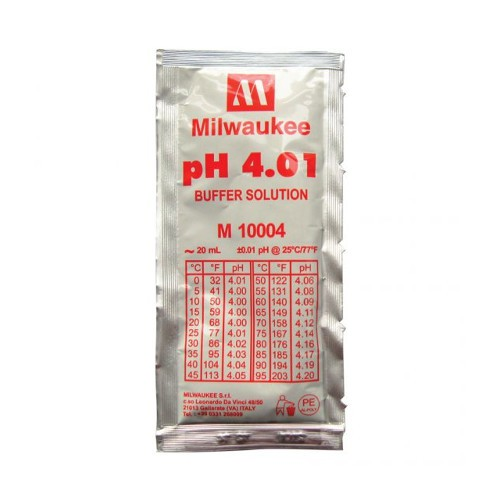 Kalibrointiliuos pH 4,01 20ml